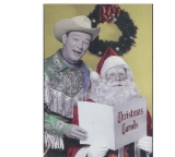 roy rogers card