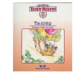 teddy ruxpin book